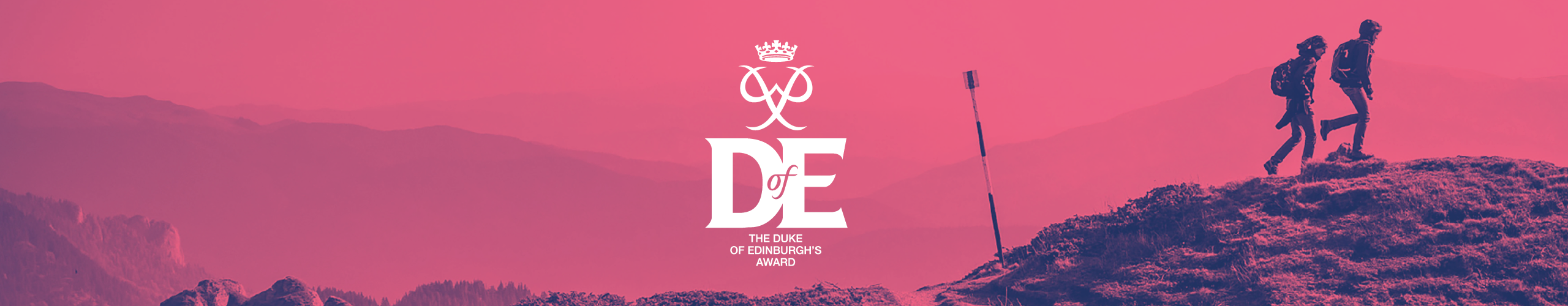Duke of Edinburgh banner background image