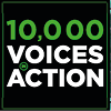 An image relating to About us - 10,000 Voices