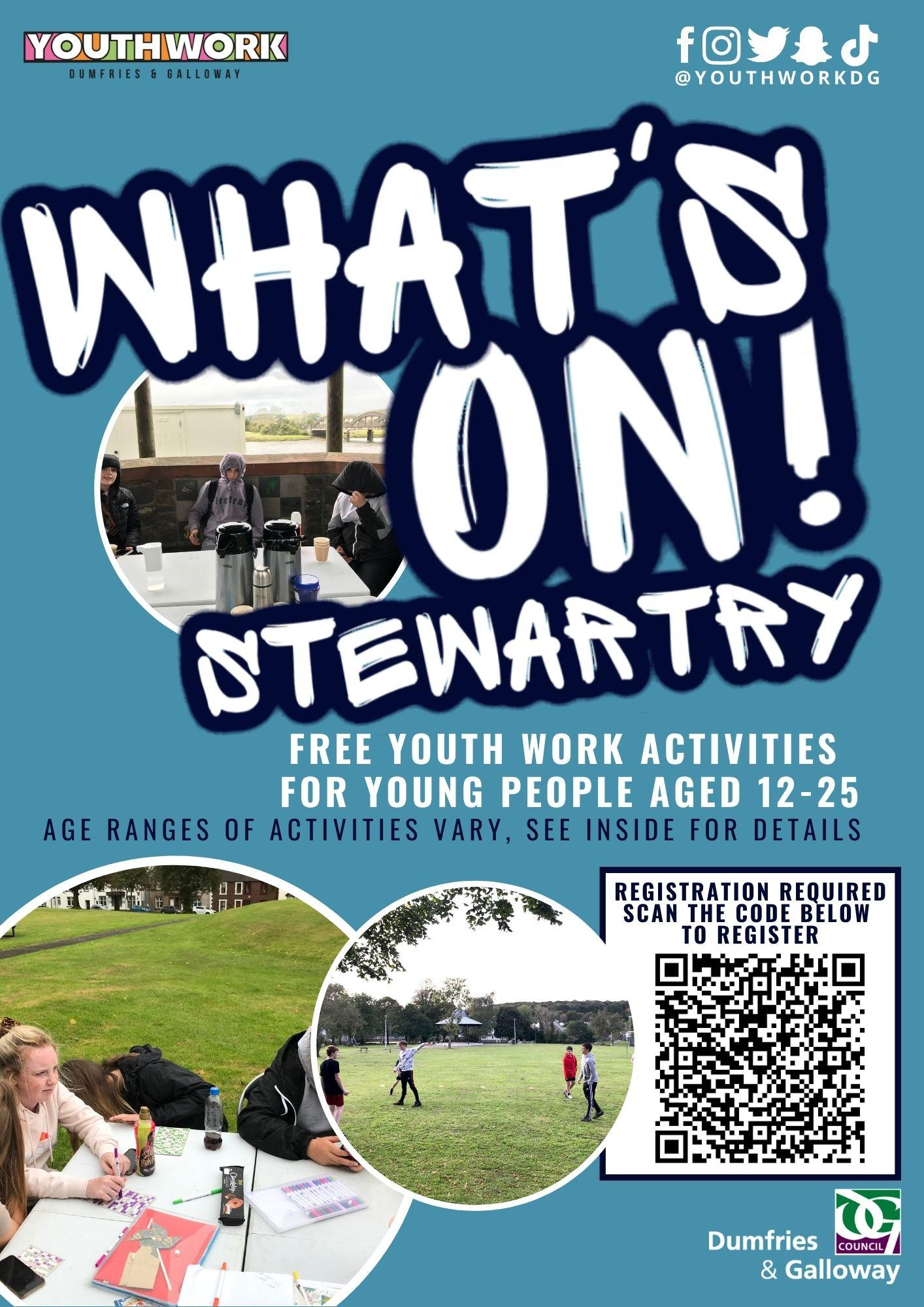 whats on stewartry 1